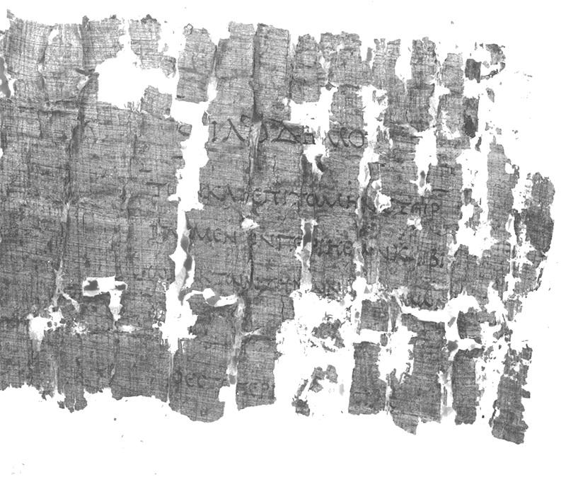 PHerc.1471 Philodemus De libertate dicendi
